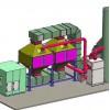 4万风量催化燃烧设计方案及配置